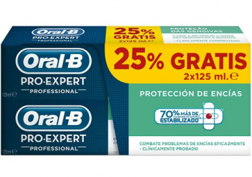 Oral-B Pro Expert Profesional Protección de Encías 2 x 125 ml