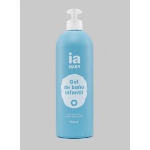 Gel Baño Infantil 750 ml de Interapothek - Formato Ahorro - Para la Higiene Corporal con Aloe Vera y Pro-vitamina B5