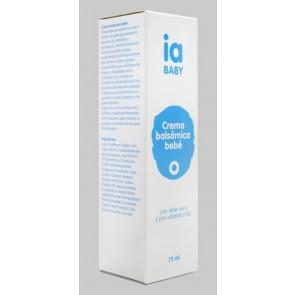 Crema Balsámica para Bebés 75 ml de Interapothek - Tras el Cambio del Pañal Alivia e Hidrata