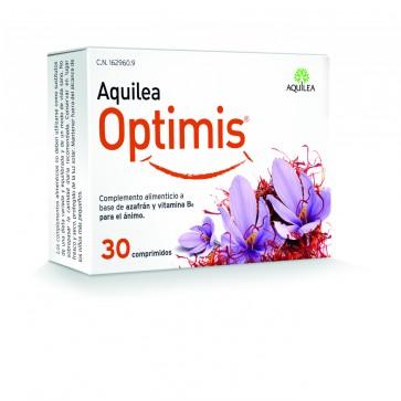 Aquilea Optimis 30 comprimidos - vitamina b6, estado de ánimo, safranal