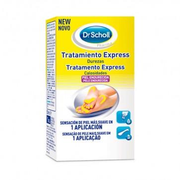 Tratamiento Express Durezas Dr. Scholl Bote de 50 ml y espátula - Piel Endurecida
