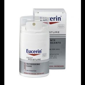 Eucerin Men Crema Hidratante Cuidado Refrescante 50 ml - Hidratación Intensa