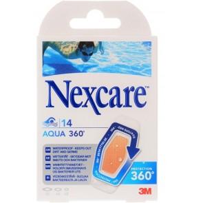 3M Nexcare Agua 360 14 Apósitos Adhesivos