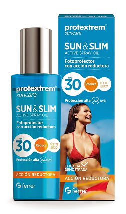Protextrem Suncare Sun&Slim 200 ml - Acción Reductora