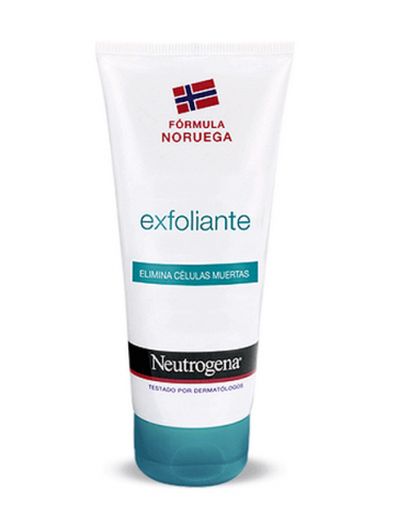 Neutrogena Crema de Pies Exfoliante 75 ml - Piel Aspera y Seca