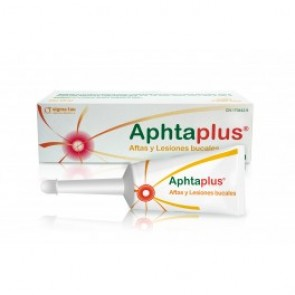 Aphtaplus Gel Bucal Protector 10 ml