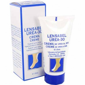 Lensabel Urea 30 Crema 50 ml