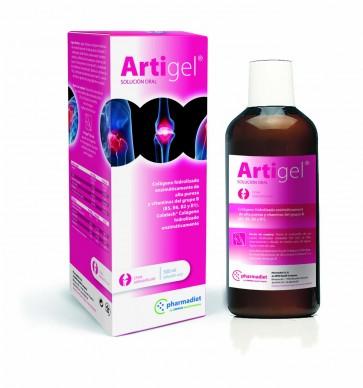 Artigel solución oral - Artrosis y fortalecer tendones y ligamentos
