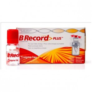 B Record Plus 10 Ml 10 Ampolla Bebible