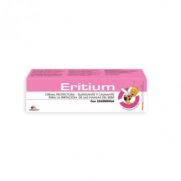 Eritium Crema para bebés - crema pezón, irritación en bebés