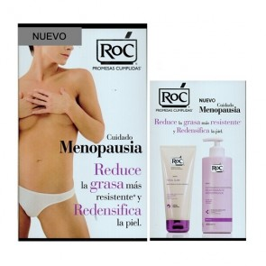 Roc Kit Menopausia (Reductor + Loción Reafirmante)