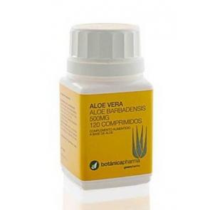 BotánicaPharma Aloe Vera 120 comprimidos 500 mg - Complemento Alimenticio