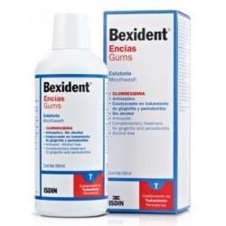 Bexident Encias Clorhexidina 250ml - Colutorio Antiséptico - Acción Calmante