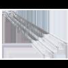 Cepillo Limpia Biberón 4 Unidades de Dr Brown's Natural Flow - Recambios para la Limpieza del Sistema de Ventilación Interna