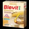 Blevit Plus Superfibra 8 Cereales 600 Gr - Alimentación del Bebé a Partir de 5 Meses