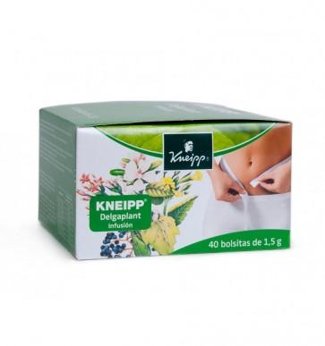 Kneipp Infusion Adelgazante 40 Sobres - Favorece el Tránsito Intestinal - Alivia el Estreñimiento