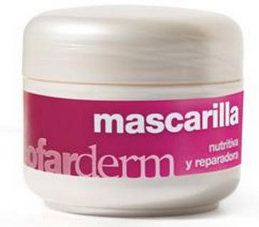 Acofarderm Mascarilla Nutritiva y Reparadora 200 ml - Cabello y Cuero Cabelludo