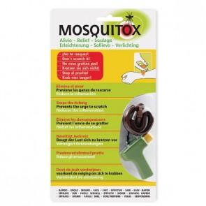 Comprar mosquitox alivio picaduras dispositivo piezoelectrico, es un dispositivo electronico que alivia el picor provocado por picaduras de insectos, aliviando el picor de las picaduras de mosquitos, avispas, abejas, etc.
