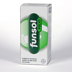 Funsol Polvo Desodorante 60 gr - Olor, Pies