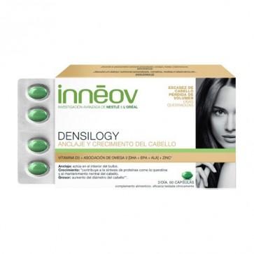 Inneov Densilogy Pack 60 Capsulas - Aumenta el Volumen del Cabello y Estimula el Crecimiento