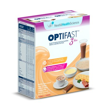 Optifast 3 Días