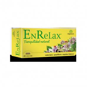 Enrelax 48 Cápsulas - Sueño y Descanso