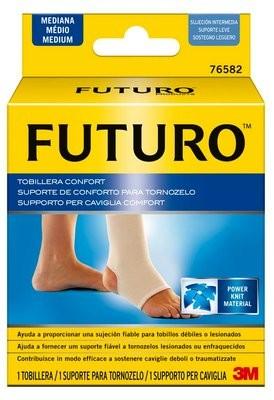 Comprar Tobillera Comfort Lift 3M Futuro Talla P - Ajuste y Óptima Protección Para el Tobillo Lesionado