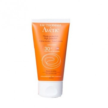 Avène Crema Color Oil Free SPF 30, 50 ml