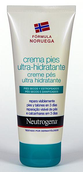 Neutrogena Fórmula Noruega Crema Pies Ultrahidratante 100 ml