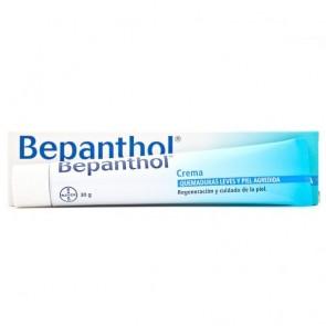 Bepanthol Crema 100gr - Calma Quemaduras Leves y Piel Agredida