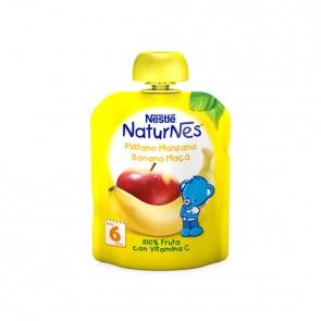 Nestlé Naturnes Pouches Plátano Y Manzana 90 gr