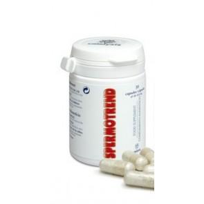 Spermotrend 30 Cápsulas de 450 mg de Catalysis - Complemento Alimenticio para la Fertilidad Masculina
