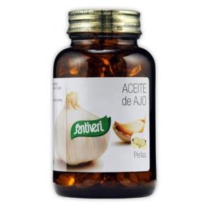 Santiveri Aceite Ajo 500 mg 115 Perlas