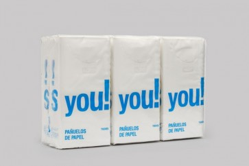 Pañuelos Bolsillo - 6 Paquetes de 10 Uds - Interapothek - Extra Suaves y Resistentes