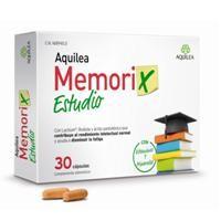 Aquilea Memorix Estudio 30 cápsulas - Rendimiento Intelectual y Concentración