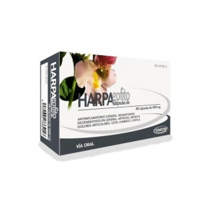 Homeosor Harpagofito 400 mg 48 Cápsulas