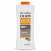 Acofarderm Leche Solar Hidratante SPF 50+ 250 ML - Resistente al Agua, Aloe Vera, Emulsión Corporal
