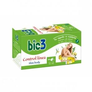 Bie3 Té Control Línea - 25 bolsas de té - perder peso y adelgazar