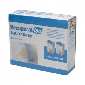 Recuperation Suero Oral Sro Baby 2x250ml
