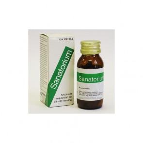 Santiveri Sanatorium Laxante 48 Comprimidos - Combate Todo Tipo de Estreñimiento
