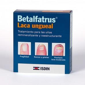 Betalfatrus Laca Ungueal 3,3 Ml - Remeneralizante y Resstructurante de Uñas