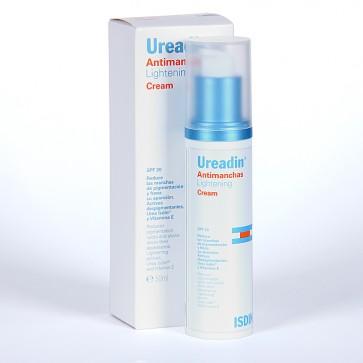 Ureadin Crema Antimanchas Correctora SPF 20 50 ml - Prevención Manchas de la Piel, Pieles Normales, Secas
