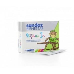 Sandoz Bienestar Bífidus Junior 10 Sobres – Equilibrio de la Flora Intestinal
