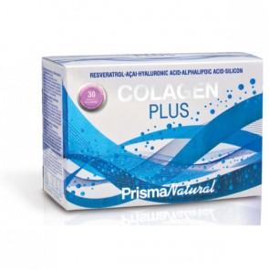 Colagen Plus 30 Sobres con Colágeno Hidrolizado - Retrasa el Envejecimiento y Regenera la Piel
