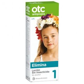 Otc Antipiojos Loción Sin Insecticida 125 ml - Anti Piojos y Liendres