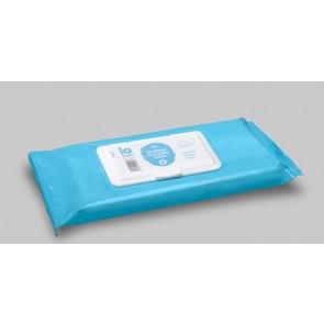 Recambio de Toallitas para Bebé 24 Unidades con Tapa de Interapothek - Para la Higiene del Bebé Hidratantes y Perfumadas
