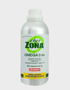Enerzona Omega 3 Rx 1G 240 Cápsulas