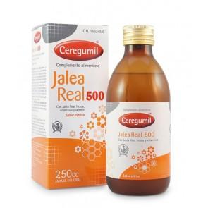 Ceregumil Jalea Real 500 Vitaminas Jarabe 250 ml