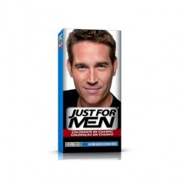 Just For Men - Cubrir las Canas Color Castaño Medio