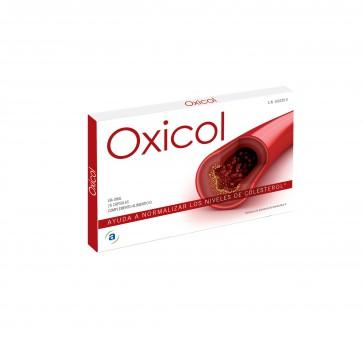 Oxicol 28 Cáps - Reducir Colesterol total, LDL y LDL oxidado